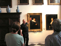 Lecture by renowned Rembrandt expert